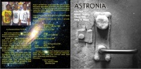 Cover cd astronia